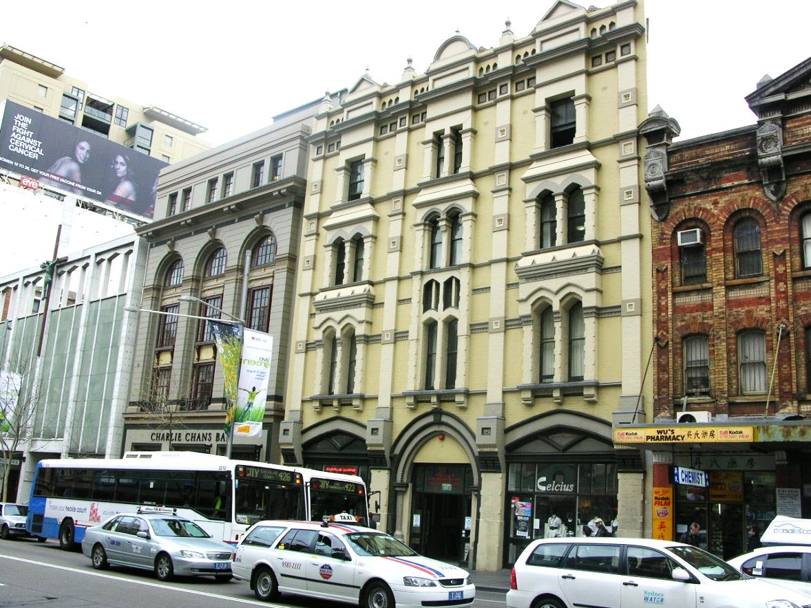 George Street Backpackers
