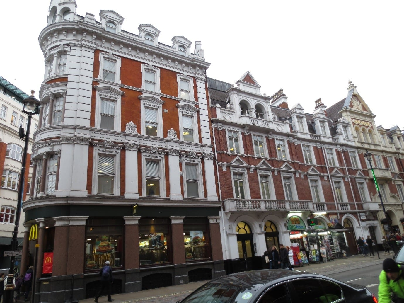 London Street Scene UK