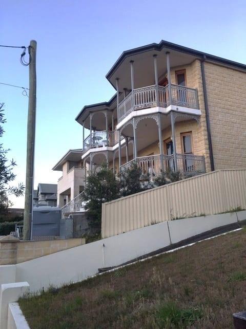 Recent Building in Botany, NSW, Australia