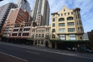 Elizabeth St Sydney