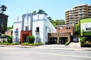 Creighton Building, Mann Street, Gosford NSW