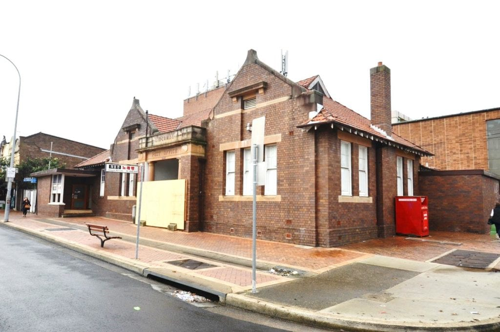 Lidcombe Post Office