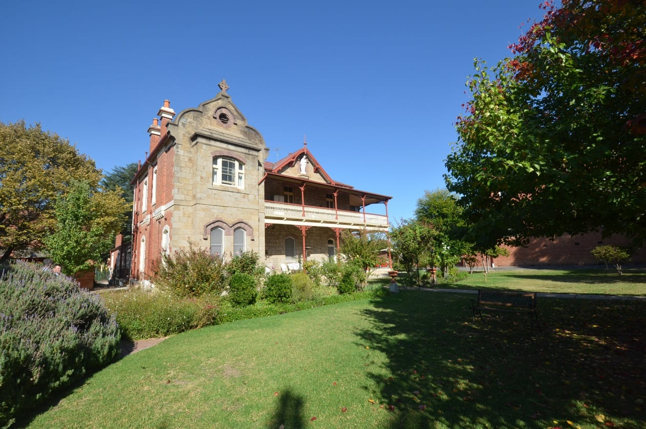 St Patricks School Albury