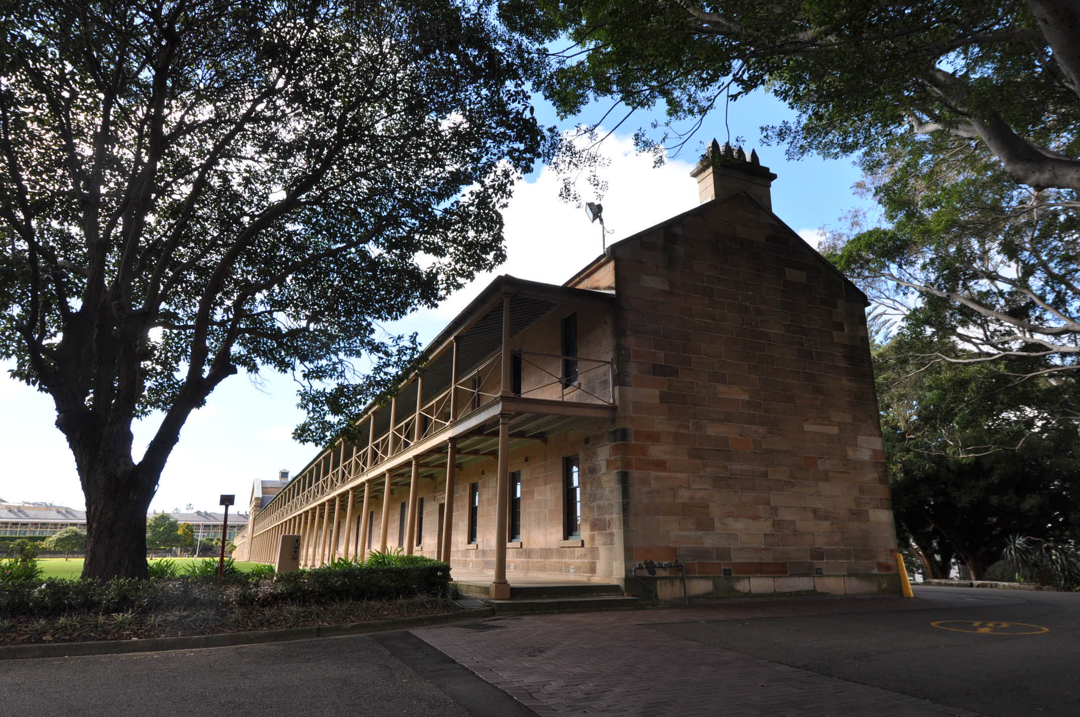 Victoria Barracks
