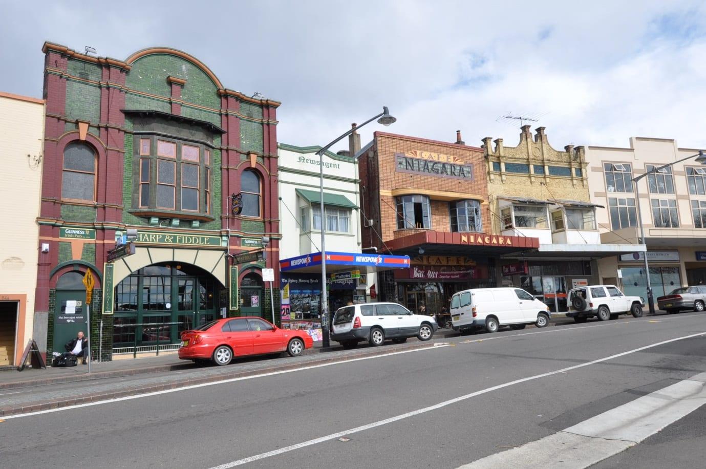 Katoomba – Blue Mountains NSW, Australia
