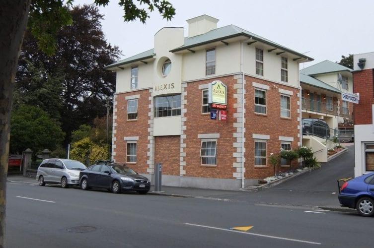 Building in Dunedin
