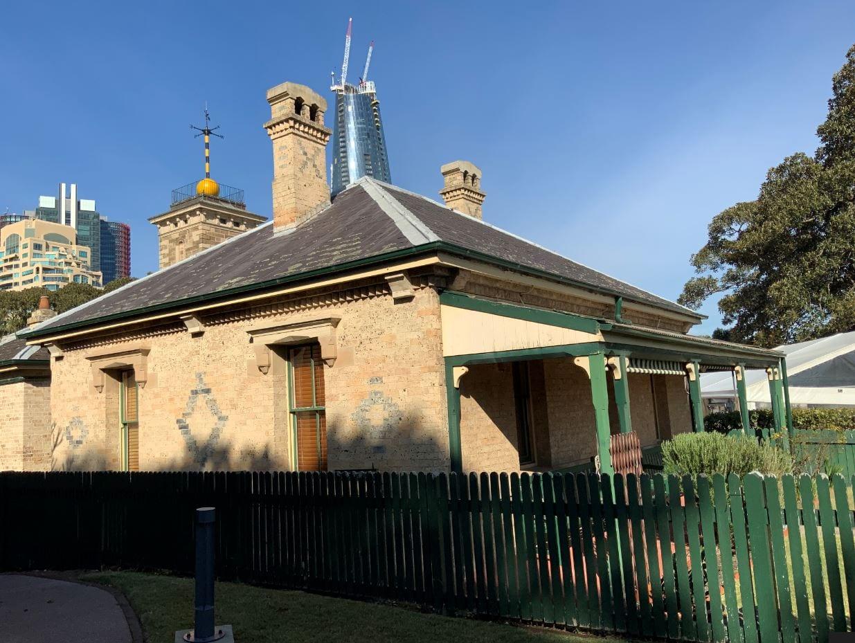 Messengers Cottage Syd Observatory 2