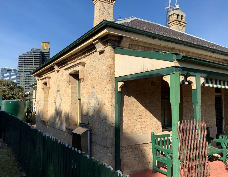 Messengers Cottage Syd Observatory 3