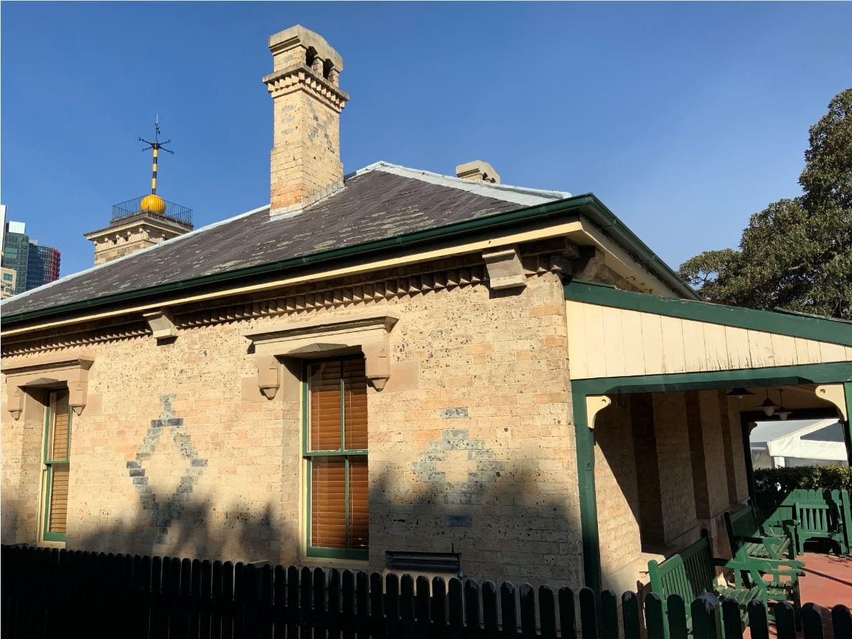 Messengers Cottage Syd Observatory 7